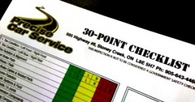 Free 30-Point Inspection Checklist