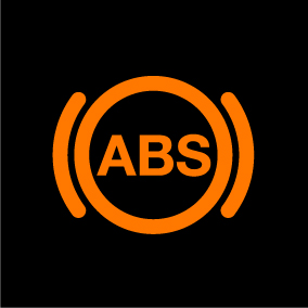 ABS Traction Control Warning Light