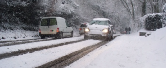 Winter Driving – Be Safe