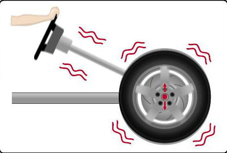 Pulsating and vibrating brakes require immediate inspection