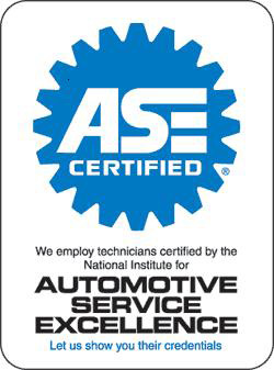 AST Certified