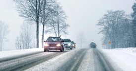 Winter Driving Vehicle Checklist