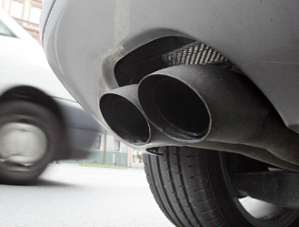 Muffler and Exhaust